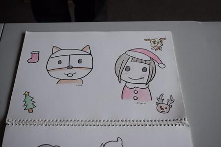 クリスマス献血呼びかけ運動(2019)0015