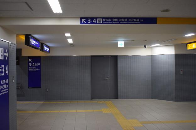 Photos: 淀駅の写真0003