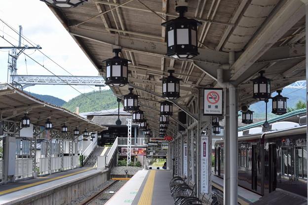 阪急嵐山駅の写真0003