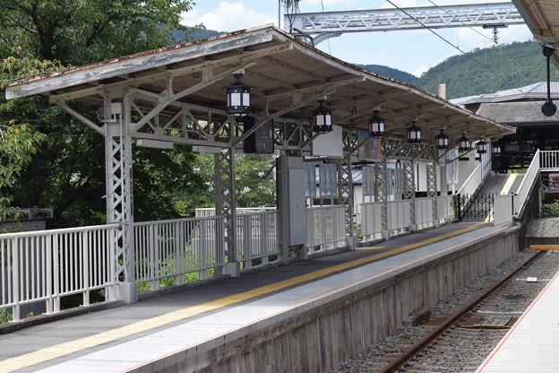阪急嵐山駅の写真0004