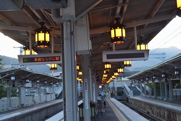 阪急嵐山駅の写真0017