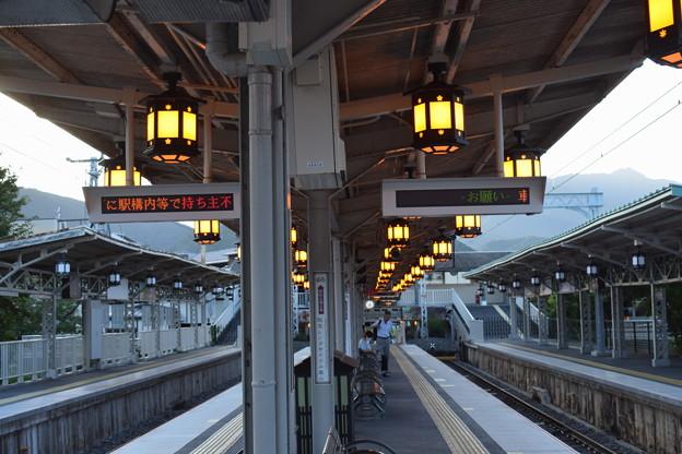 阪急嵐山駅の写真0018