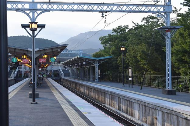 Photos: 阪急嵐山駅の写真0021