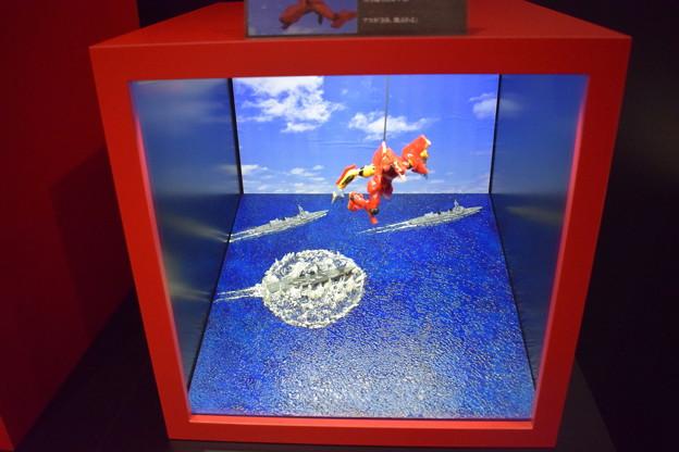 海洋堂フィギュアミュージアム黒壁の写真0425