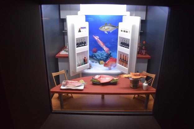 海洋堂フィギュアミュージアム黒壁の写真0660