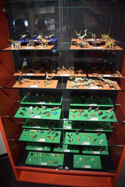 海洋堂フィギュアミュージアム黒壁の写真0665