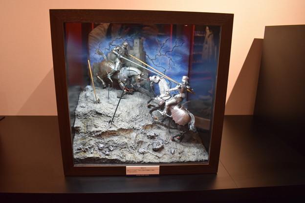 海洋堂フィギュアミュージアム黒壁の写真0668