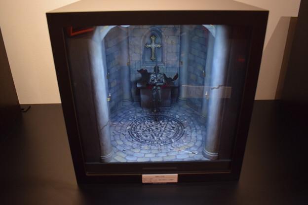 海洋堂フィギュアミュージアム黒壁の写真0670