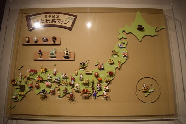海洋堂フィギュアミュージアム黒壁の写真0673