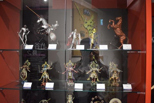海洋堂フィギュアミュージアム黒壁の写真0675
