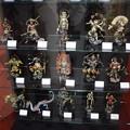 Photos: 海洋堂フィギュアミュージアム黒壁の写真0676