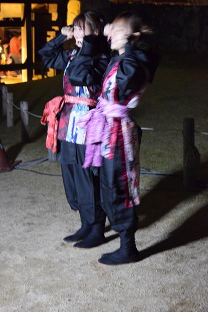 Photos: Himeji Castle Ninja Night2020 0024