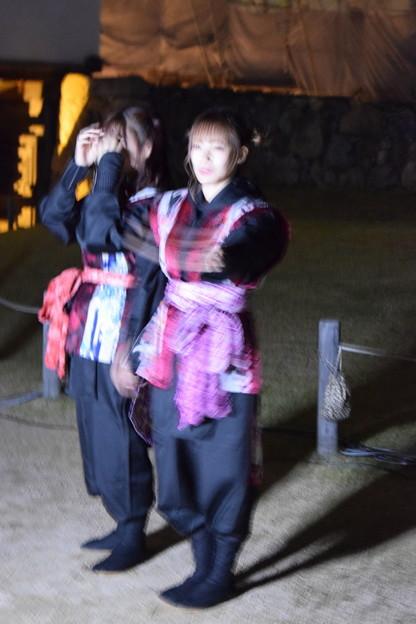 Himeji Castle Ninja Night2020 0027