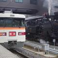 350系352編成・C11 207 (4)