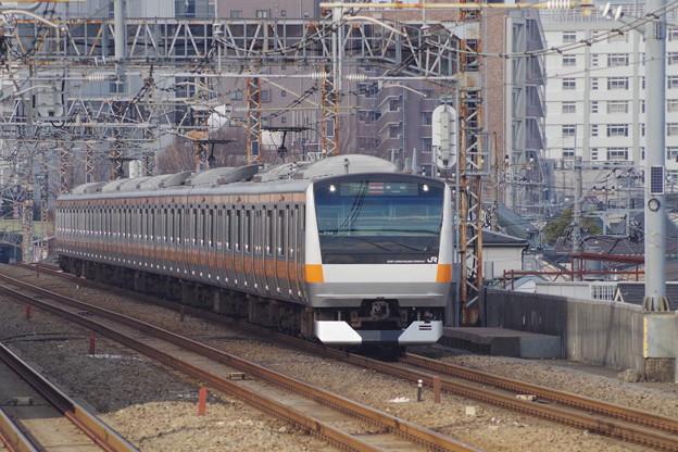 写真: E233系T34編成 (1)