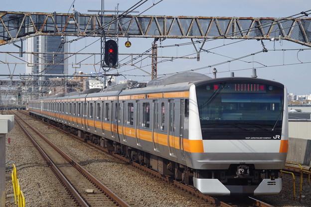 E233系H45編成 (1)