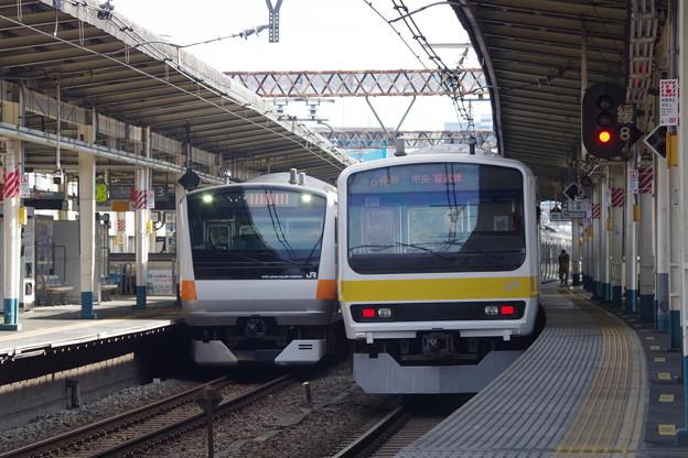 E233系H45編成・209系C511編成 (2)