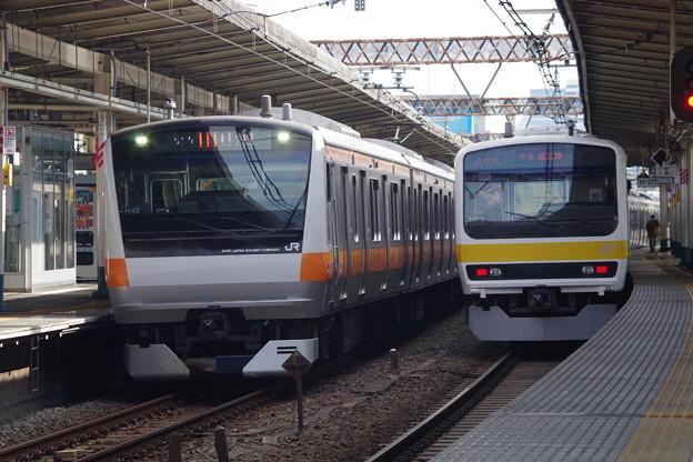 E233系H45編成・209系C511編成 (8)