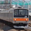 写真: 205系M17編成 (8)