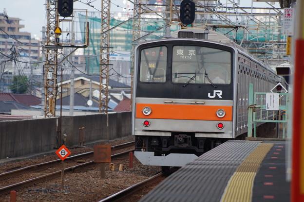 写真: 205系M4編成 (4)