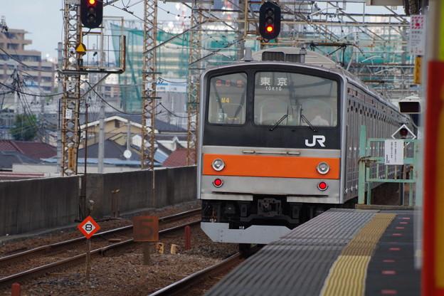 205系M4編成 (5)