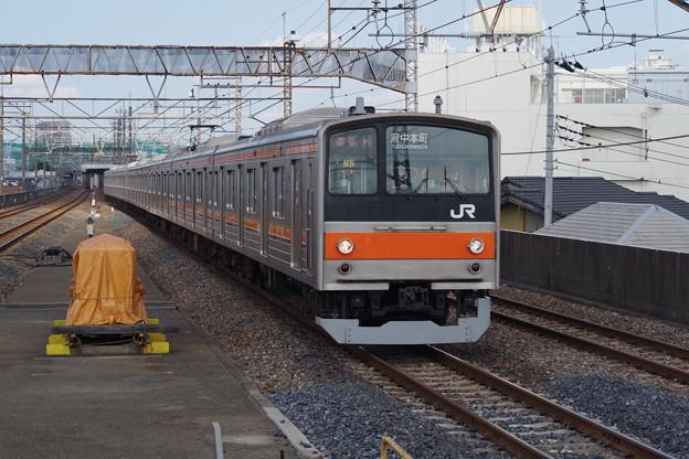 205系M5編成  (1)