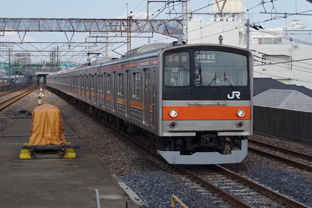 205系M5編成  (2)