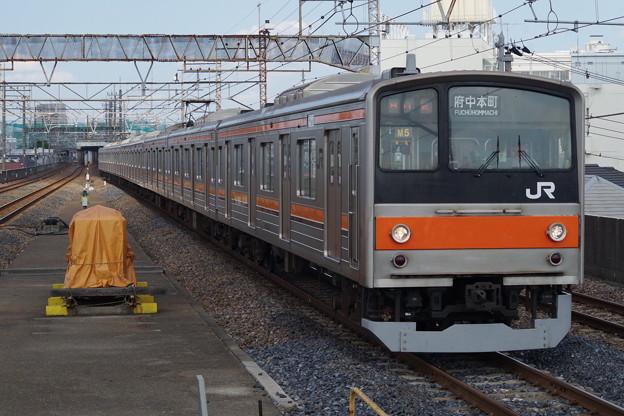 205系M5編成  (3)