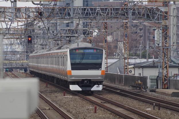 E233系T18編成 (1)