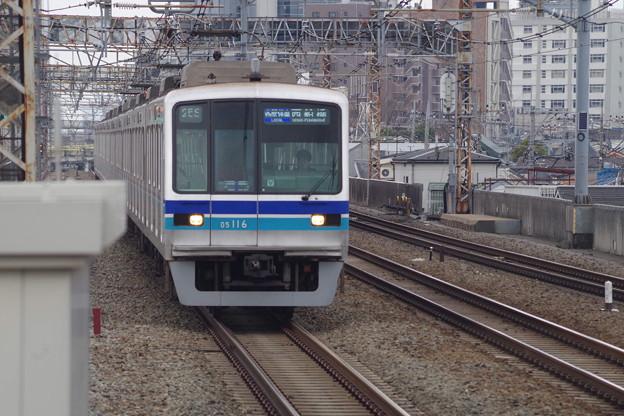 東京メトロ05系第16編成  (2)