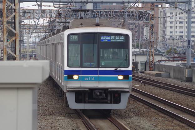東京メトロ05系第16編成  (6)