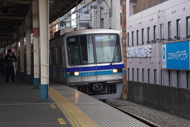 東京メトロ05系第15編成  (1)