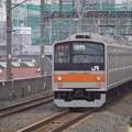 写真: 205系M15編成 (6)