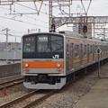 写真: 205系M15編成 (2)