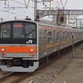 写真: 205系M32編成 (1)