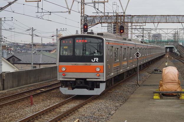 205系M32編成 (3)