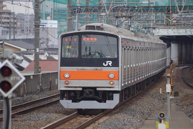 205系M32編成 (4)