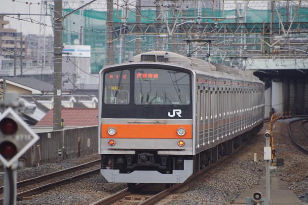 205系M32編成 (5)
