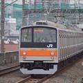 写真: 205系M32編成 (5)