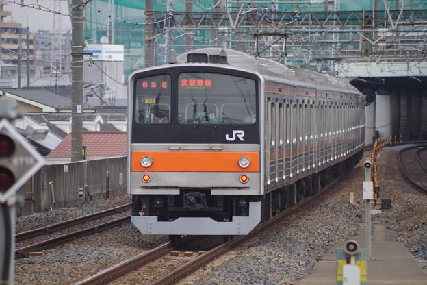 205系M33編成 (4)