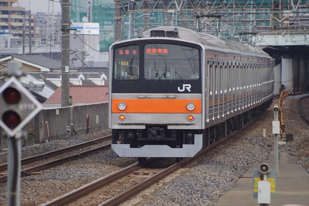 205系M33編成 (5)