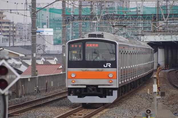 写真: 205系M33編成 (7)
