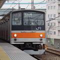 写真: 205系M23編成 (4)