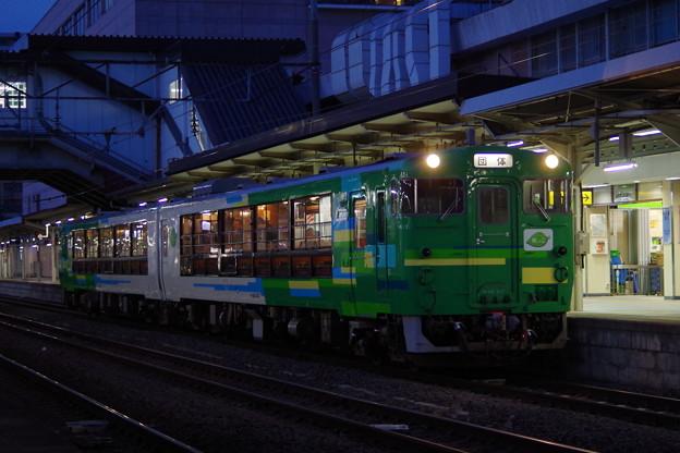 キハ48「びゅうコースター風っこ」 (2)