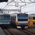 東京メトロ05系第20編成・E233系T13編成  (2)