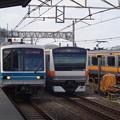 東京メトロ05系第20編成・E233系T13編成  (3)
