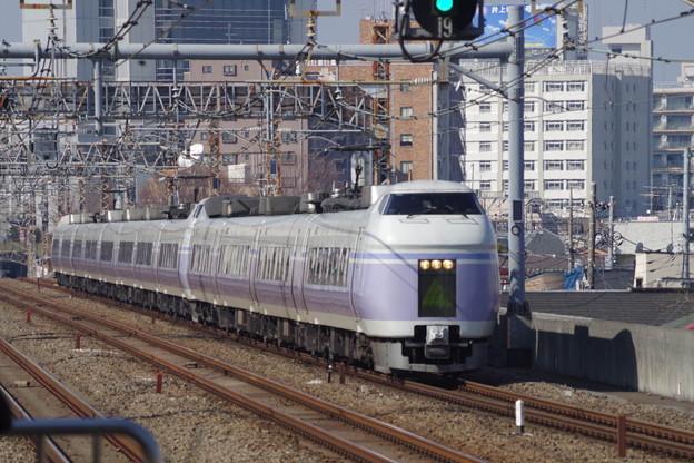 E351系S3編成+S23編成 (3)