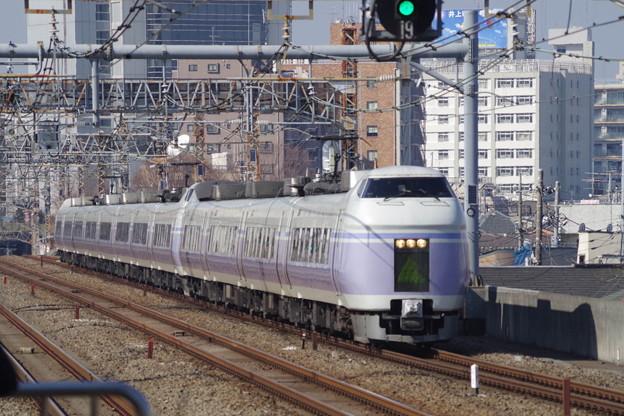 E351系S3編成+S23編成 (4)