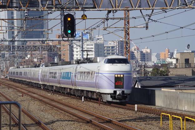 E351系S3編成+S23編成 (5)