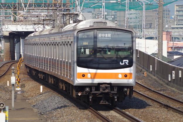 205系M64編成 (5)
